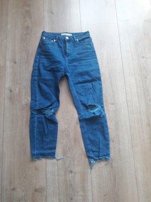 Asos Jeans a 7/8 blu