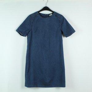 Asos Denim Robe en jean bleu coton