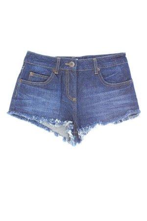 Asos Shorts blu-blu neon-blu scuro-azzurro Cotone
