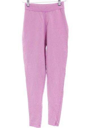 Asos Jeggings rosa-neonpink sportlicher Stil
