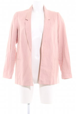 Asos Jerseyblazer rosé Business-Look