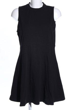 Asos Vestido de tela de jersey negro estilo «business»