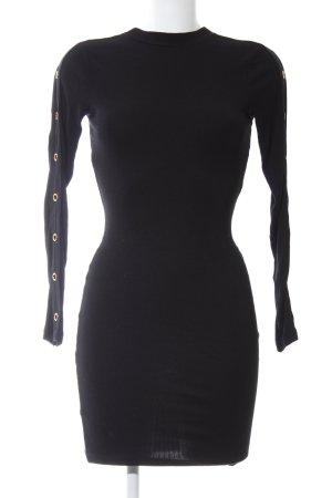 Asos Jersey Dress black casual look