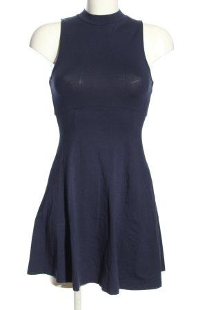 Asos Jerseykleid blau Casual-Look