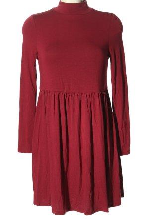 Asos Jerseykleid pink Casual-Look