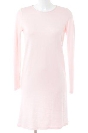 Asos Jerseykleid rosé Casual-Look