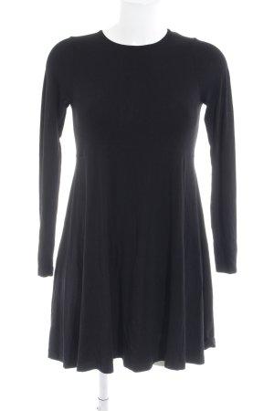Asos Robe en jersey noir style décontracté