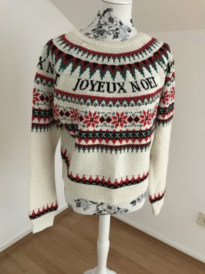 Asos Norwegian Sweater multicolored synthetic