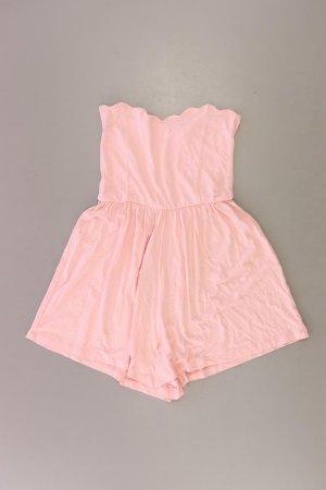Asos Onesie stoffig roze-rosé-lichtroze-roze