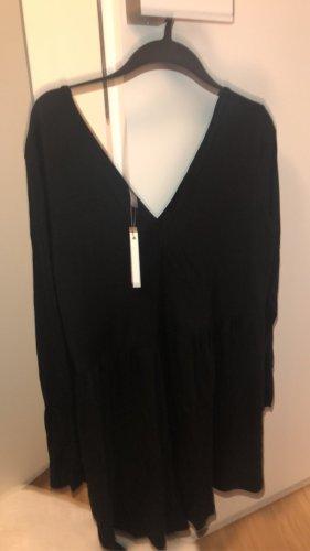 Asos Robe à manches longues noir