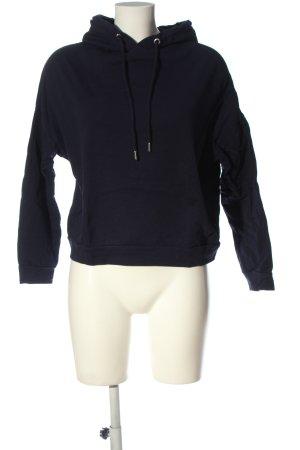 Asos Kapuzensweatshirt schwarz Casual-Look