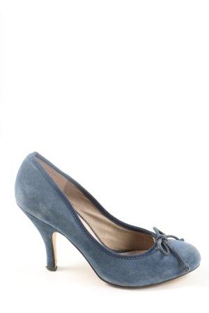 Asos Klassische Pumps blau Elegant