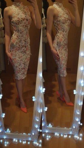 Asos Petite Dress white