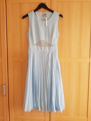 Asos Midi Dress light blue