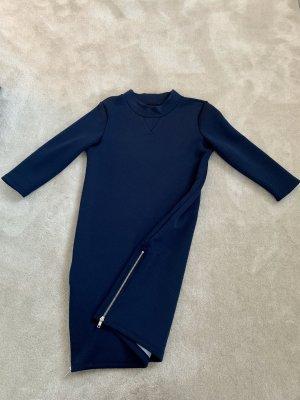 Asos Robe mi-longue bleu