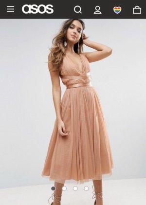 Asos Vestido de baile rosa
