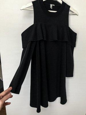 Asos Petite Robe Sweat noir
