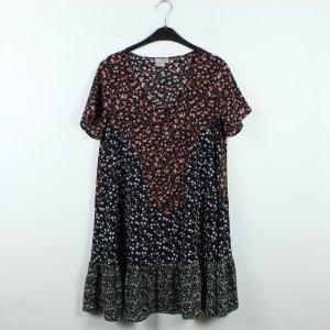 Asos Flounce Dress multicolored mixture fibre