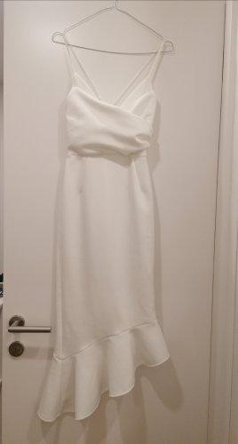 Asos Sukienka koktajlowa biały
