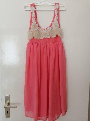 Asos Cocktail Dress apricot-pink