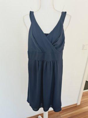 Asos Kleid Partykleid Sommerkleid Kleid dunkelblau Gr. XS