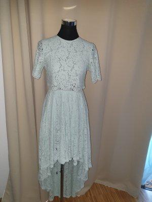 Asos Kanten jurk lichtblauw-babyblauw