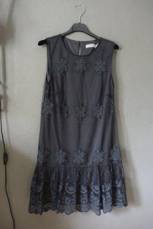 Asos Kleid, Spitzenkleid, Spitze, Rüschen, Minikleid