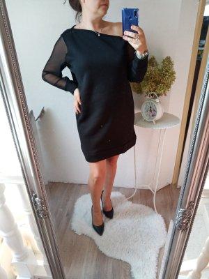 asos Kleid warm schwarz 40/42 (14)