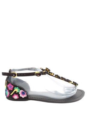 Asos Komfort-Sandalen mehrfarbig Casual-Look