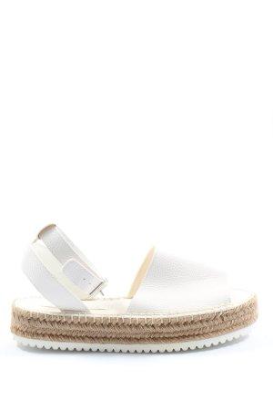 Asos Comfort Sandals white casual look