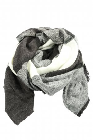 Asos Casual Cravat light grey-white flecked casual look