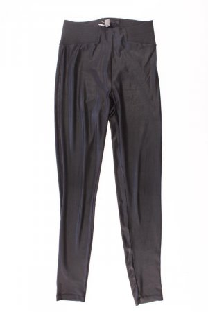 Asos Faux Leather Trousers black