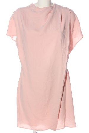 Asos Kurzarmkleid pink Casual-Look