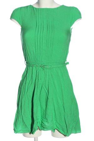 Asos Kurzarmkleid grün Casual-Look