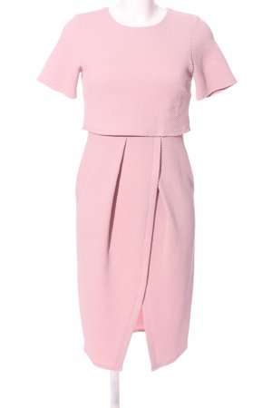 Asos Kurzarmkleid pink Business-Look