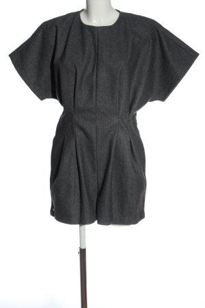 Asos Kurzer Jumpsuit jasnoszary Melanżowy W stylu casual