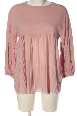 Asos Langarm-Bluse pink Casual-Look