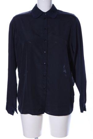 Asos Camicetta a maniche lunghe blu stile casual