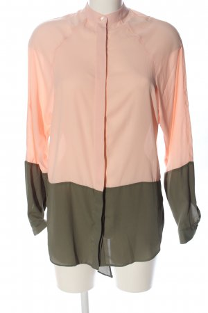 Asos Langarmhemd pink-khaki Elegant