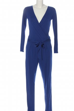 Asos Langer Jumpsuit blau Elegant