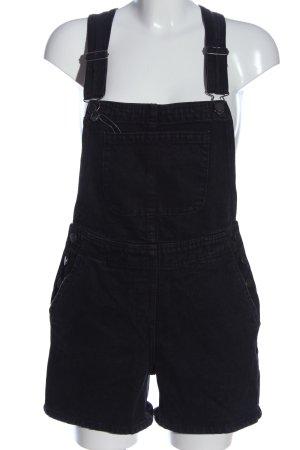 Asos Bib Shorts black casual look