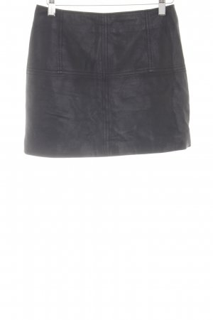 Asos Leather Skirt black casual look