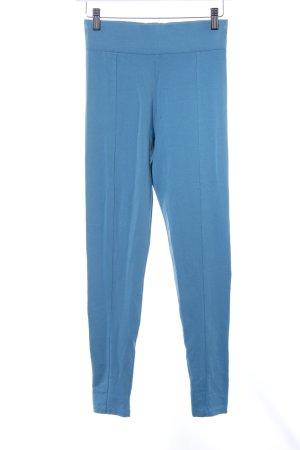 Asos Leggings himmelblau Casual-Look