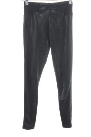 Asos Leggings schwarz Elegant