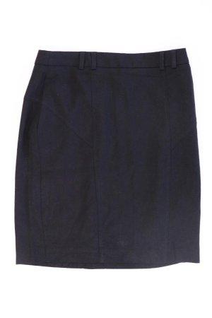 Asos Falda de lino negro Lino