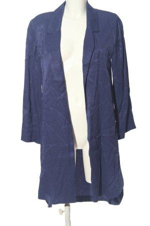 Asos Long-Blazer blau Elegant