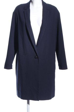Asos Long-Blazer blau Casual-Look