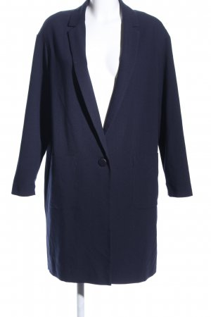 Asos Long-Blazer blau Casual-Look