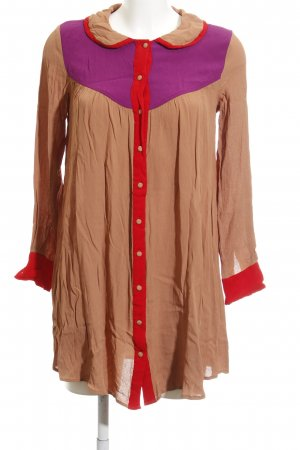 Asos Long-Bluse mehrfarbig