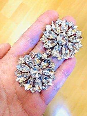 Asos Luxus Statement Ohrringe Boho Crystal Funkeln Extrem!!